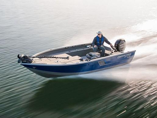 Crestliner 1750 Pro Tiller 2017 New Boat For Sale In
