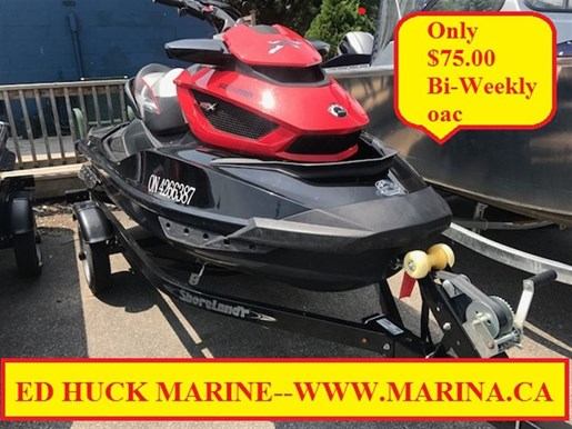 For Sale: 2014 Sea Doo Pwc Rxt-x 260 0ft<br/>Ed Huck Marine Limited