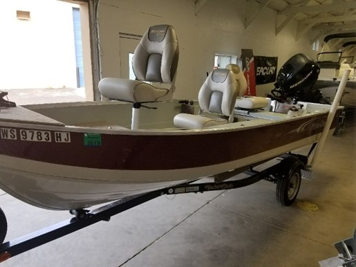 Mirrocraft boats 14 2007 used boat for sale in madison for Used outboard motors for sale wisconsin