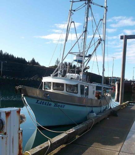 Alaska fishing crab boat 1974 used boat for sale in kodiak for Crab fishing boats for sale