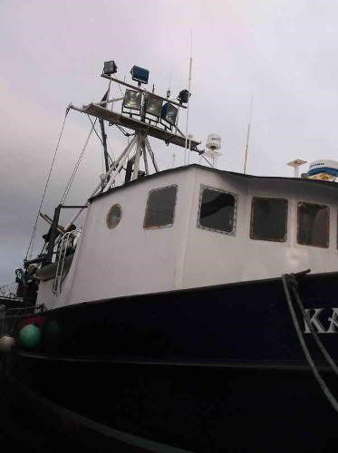 Commercial fishing boat with permits 1978 used boat for for Ak fishing license