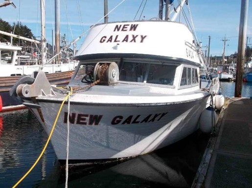 Salmon fishing crab combo vessel 1968 used boat for sale for Used fishing boats for sale in california