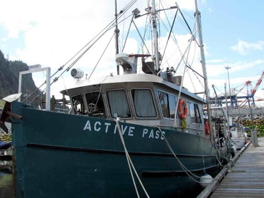 Research vessel commercial fishing conversion 1991 used for Commercial fishing boats for sale gulf coast