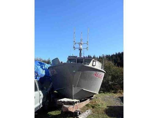 Alaska fishing salmon combo 1988 used boat for sale in for Alaska fishing boats for sale
