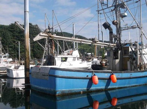 Commercial fishing longliner combo crab salmon seine for Alaska fishing boats for sale