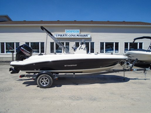 For Sale: 2018 Stingray 186cc 19ft<br/>Pirate Cove Marina