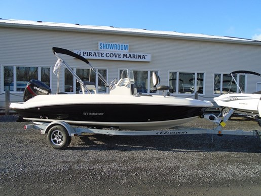 2018 Stingray boat for sale, model of the boat is 186CC For Sale - STR106 & Image # 1 of 9