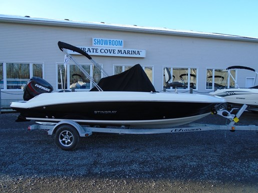 2018 Stingray boat for sale, model of the boat is 186CC For Sale - STR106 & Image # 9 of 9