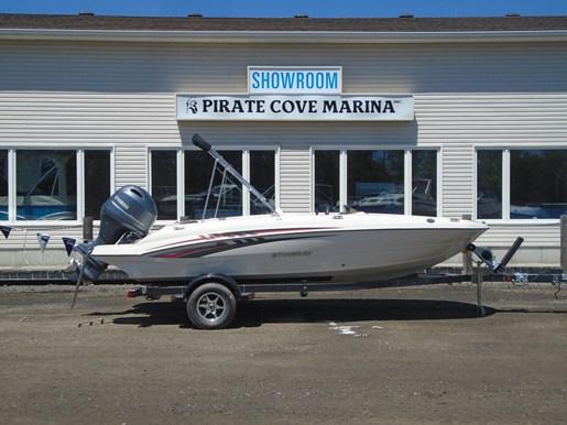 For Sale: 2017 Stingray 182 Sc - Str093 19ft<br/>Pirate Cove Marina