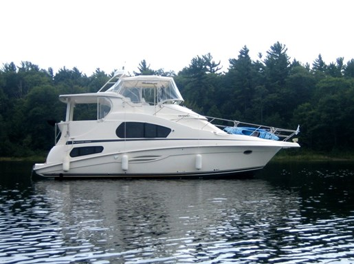 Silverton 39 motor yacht 2003 used boat for sale in for Silverton motor yachts for sale