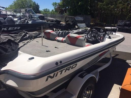 Nitro Nx750 2005 Used Boat For Sale In Trenton  Ontario
