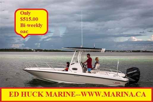 For Sale: 2018 Boston Whaler 240 Dauntless 24ft<br/>Ed Huck Marine Limited