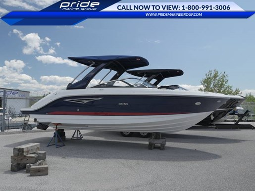 sea ray slx 250 2017 new boat for sale in bracebridge ontario. Black Bedroom Furniture Sets. Home Design Ideas