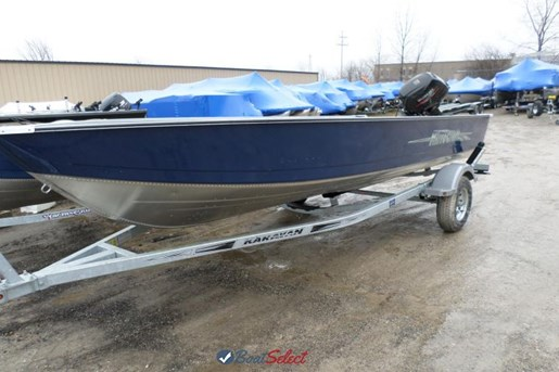 Mirrocraft 3672 Laker Tiller 2019 New Boat For Sale In