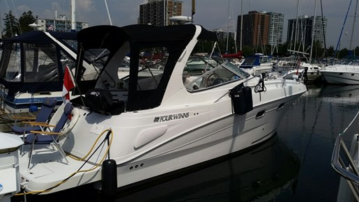 2002 Four Winns boat for sale, model of the boat is 298 Vista & Image # 2 of 14
