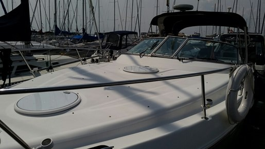 2002 Four Winns boat for sale, model of the boat is 298 Vista & Image # 4 of 14