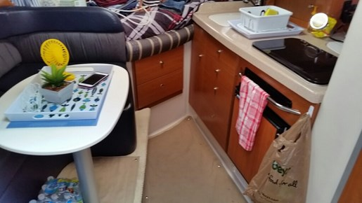2002 Four Winns boat for sale, model of the boat is 298 Vista & Image # 12 of 14