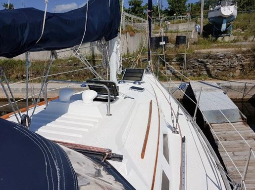 1984 Hunter 34 Sloop Photo 6 sur 29