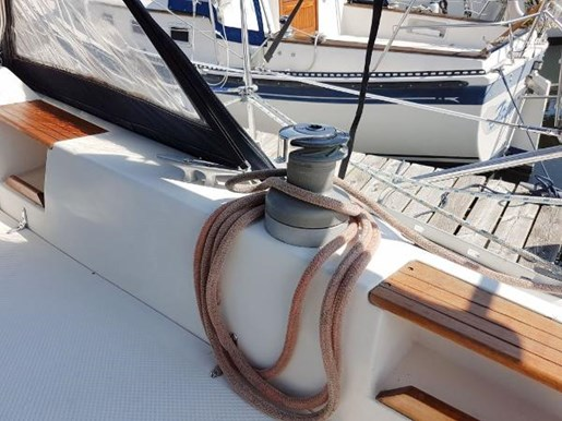 1984 Hunter 34 Sloop Photo 7 sur 29