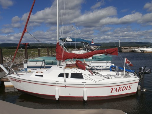 West Wight Potter WWP 19 1995 Used Boat for Sale in Ottawa, Ontario -  BoatDealers ca