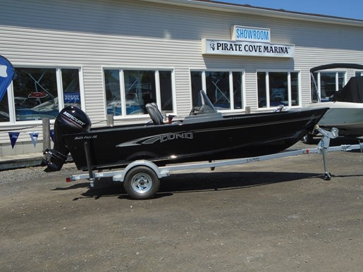 For Sale: 2018 Lund 1625 Fury Xl Ss -lf694 16ft<br/>Pirate Cove Marina