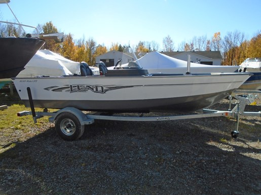 For Sale: 2017 Lund 1650 Rebel Ss -lf641 16ft<br/>Pirate Cove Marina
