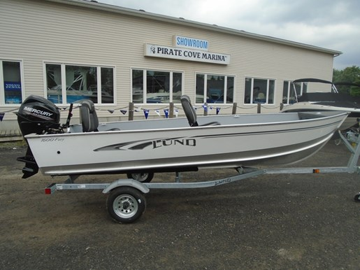 For Sale: 2018 Lund 1600 Fury Tiller White -lf698 16ft<br/>Pirate Cove Marina