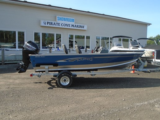 For Sale: 2018 Lund 1600 Rebel Ss Blue Lf700 16ft<br/>Pirate Cove Marina