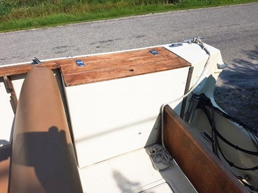 1982 SportCraft 20 Center Console with Trailer Photo 12 of 15
