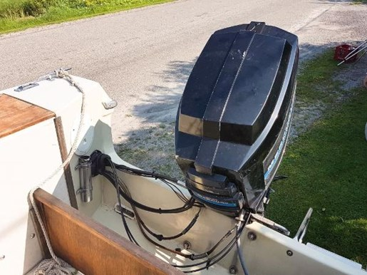1982 SportCraft 20 Center Console with Trailer Photo 13 of 15