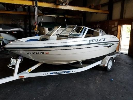 Bayliner 205 2003 used boat for sale in oshkosh wisconsin for Used outboard motors for sale wisconsin