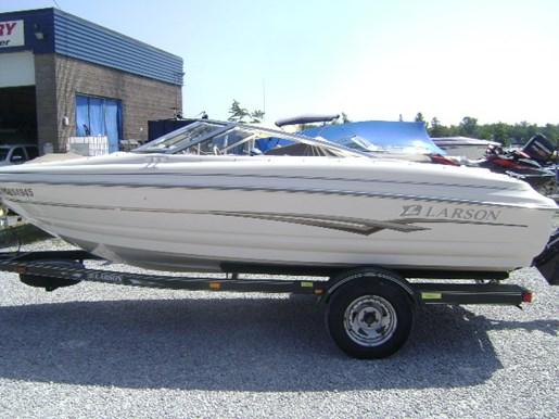 larson sei 180 2002 used boat for sale in washago ontario rh boatdealers ca