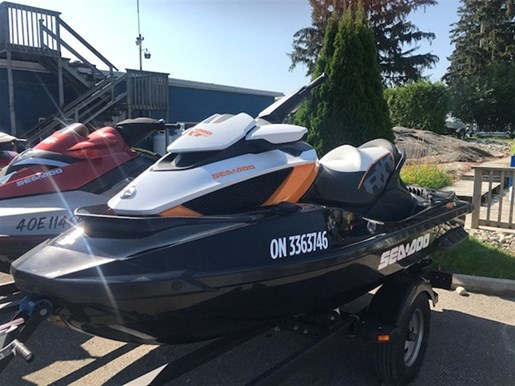For Sale: 2012 Sea Doo Pwc Rxt Is 260 0ft<br/>Ed Huck Marine Limited