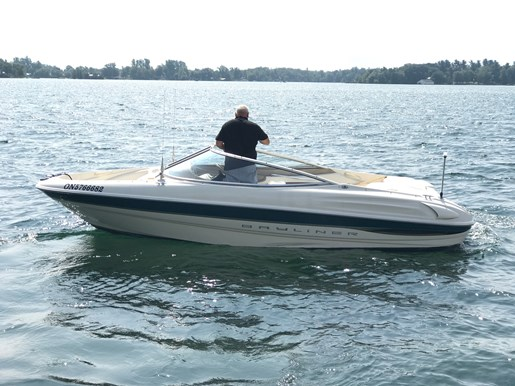 2000 Bayliner 1850 Capri Photo 1 sur 11