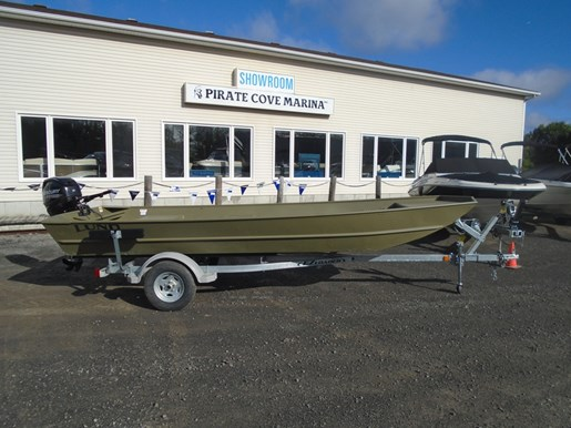 2018 LUND 1852 MT JON BOAT FOR SALE for sale