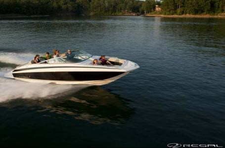 2012 Regal Deck Boat 24 FasDeck Photo 1 of 25