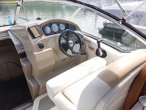 2008 Sea Ray 240 Sundancer with trailer Photo 4 of 19