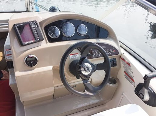 2008 Sea Ray 240 Sundancer with trailer Photo 5 of 19