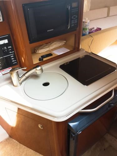 2008 Sea Ray 240 Sundancer with trailer Photo 10 of 19