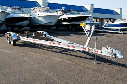 2008 Sea Ray 240 Sundancer with trailer Photo 19 of 19