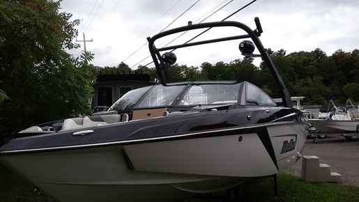 Malibu 23 Lsv 2018 New Boat For Sale In Mactier On Ontario