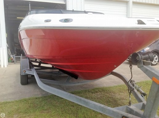 Yamaha 2008 used boat for sale in southport north carolina for Yamaha dealers nc
