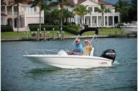 2018 Boston Whaler 130 Super Sport Photo 1 of 10