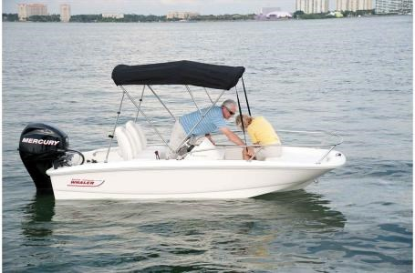 2018 Boston Whaler 130 Super Sport Photo 4 of 10