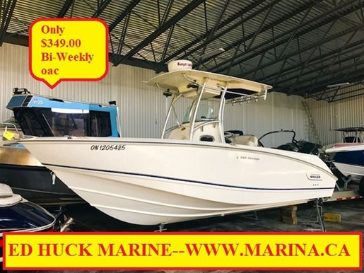 For Sale: 2008 Boston Whaler 240 Outrage 24ft<br/>Ed Huck Marine Limited