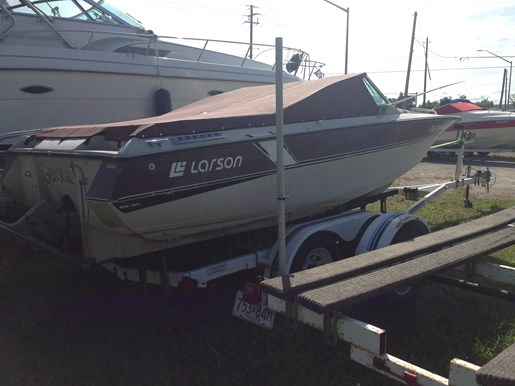For Sale: 1985 Larson 190 19ft<br/>Keswick Marine