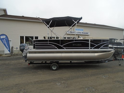 For Sale: 2018 Sylvan 8520 Cruise &amp; Fish - Sylp074 20ft<br/>Pirate Cove Marina