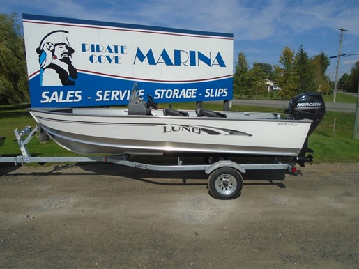 For Sale: 2018 Lund 1600 Fury Ss - Lf706 16ft<br/>Pirate Cove Marina