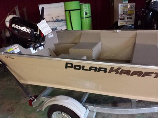 bateau de peche polar kraft