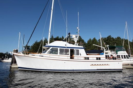 Custom William Garden 1972 Used Boat For Sale In Vancouver